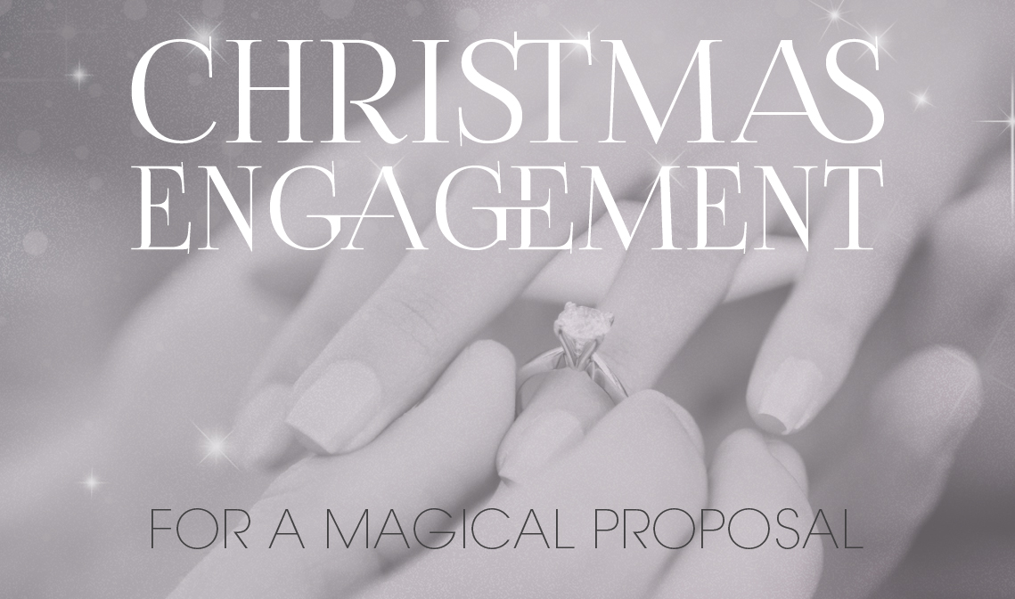 Will you be popping the question this christmas?