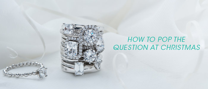 How to pop the question at Christmas