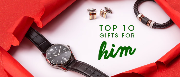 Top Gifts for Him this Christmas
