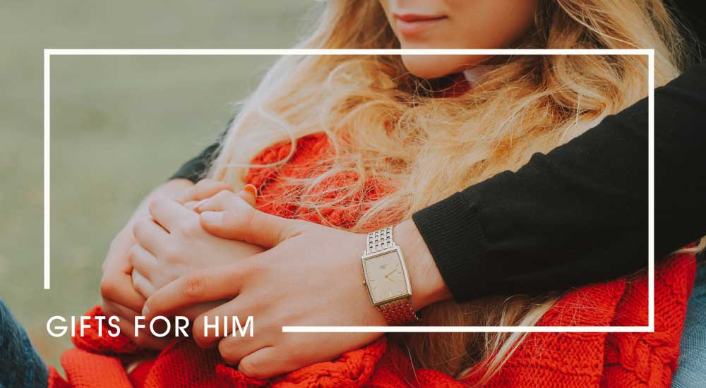 Best Valentine's Gift Ideas for Him - Accessories and Watches