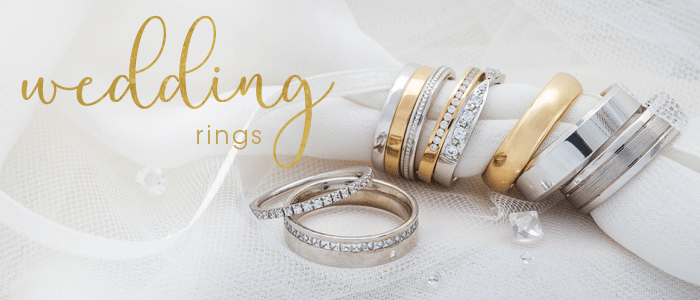 Choosing your wedding ring