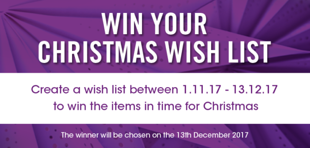 Christmas at The Jewel Hut: Win Your Wish List