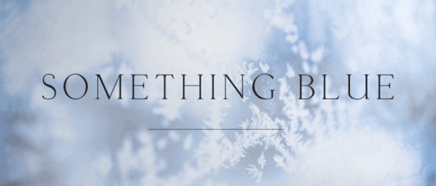 Something Blue Wedding Accessories For Winter
