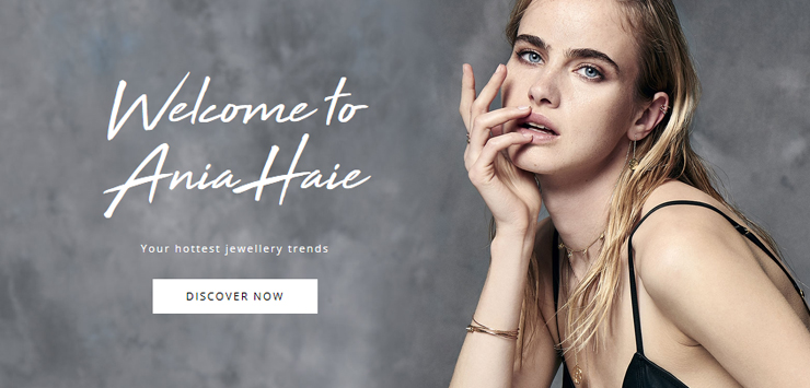 New In: How To Wear Ania Haie Fashion Jewellery