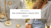 Introducing Daisy Halo Elsewhere Collection