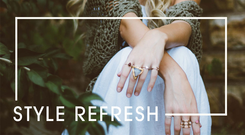 How To Refresh Your Style - New Year, New You