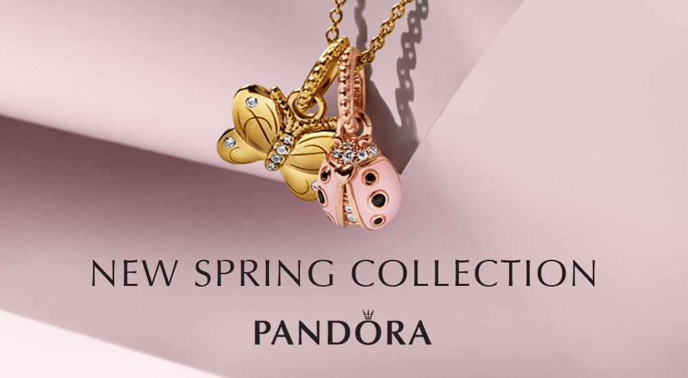 Introducing Pandora Spring 2019 Collection - Sneak Peek