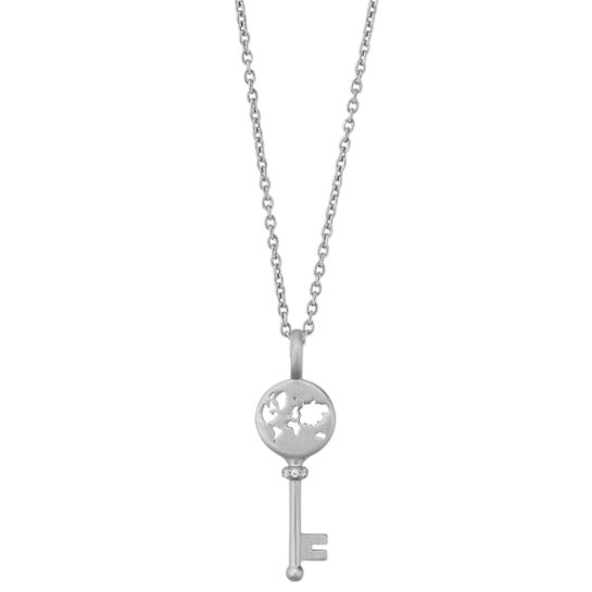 byBiehl Sterling Silver Unlock Adventures Necklace