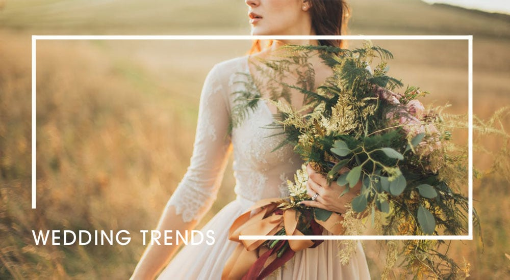 Wedding Accessory Trends For Brides This Spring
