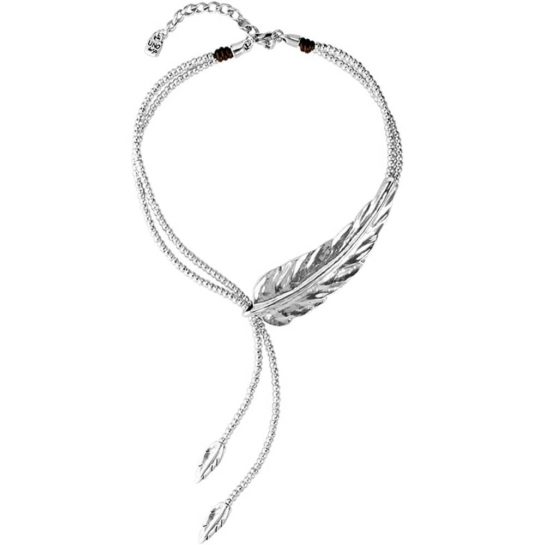 UNOde50 'Feather' Necklace