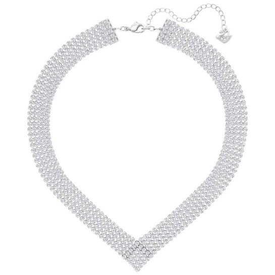 Swarovski Fit Refresh V Necklace