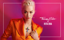 Thomas Sabo Team Up With Rita Ora For Autumn Campaign
