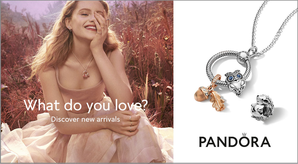 Rebelle In Wonderland With Pandora Autumn 2019 Collection