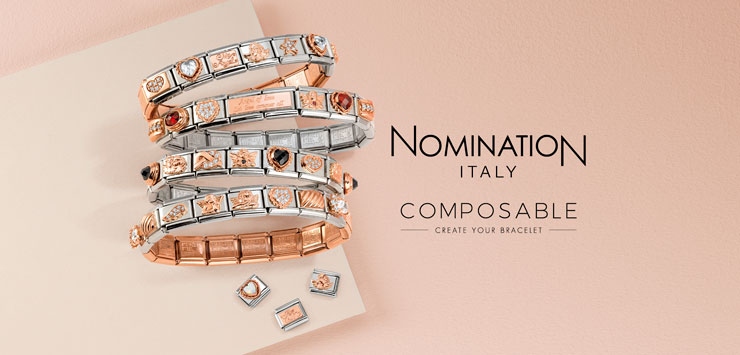 How To Create Your Nomination Bracelet