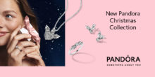 Discover the new Pandora Christmas Collection 2019