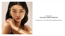 Michael Kors Jewellery arrives at The Jewel Hut